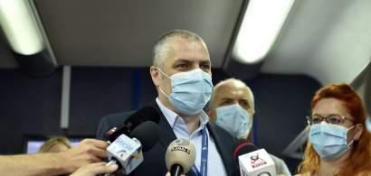 Ovidiu Vizante, directorul CFR Călători, a demisionat
