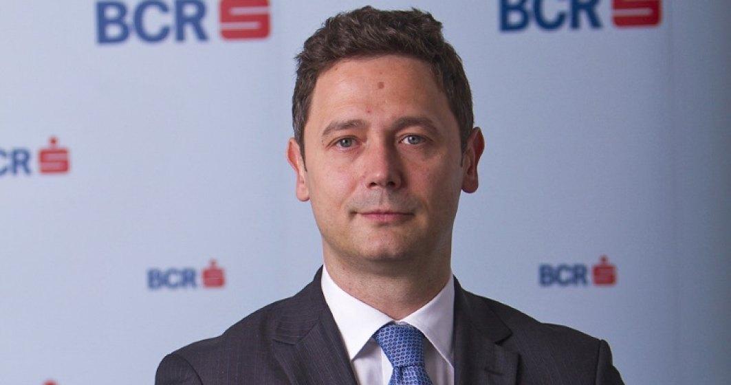 Sergiu Manea, CEO-ul BCR, devine noul presedinte al Consiliului Patronatelor Bancare