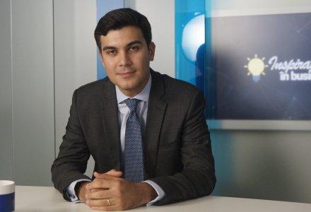 Daniel Farmache, deputy CEO E-INFRA, la Inspiratie in Business: cand se va lista compania pe Bursa de Valori Bucuresti