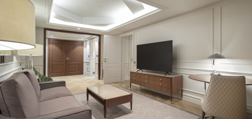 apartament Hilton Bucuresti