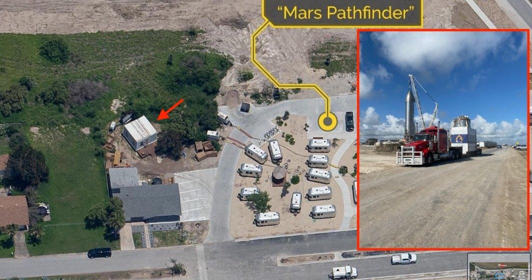VIDEO | Elon Musk și-a vândut toate casele din California și s-a mutat într-un container în Texas
