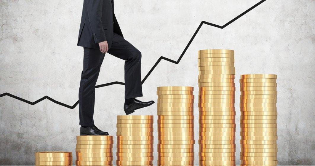 Harta salariilor: castigurile nete au depasit 2.200 lei in Capitala si in cinci judete