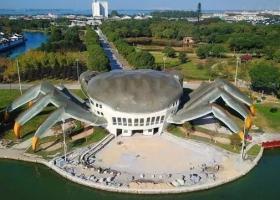 FOTO  Cea mai urâtă clădire din China: Centrul cultural în formă de crab