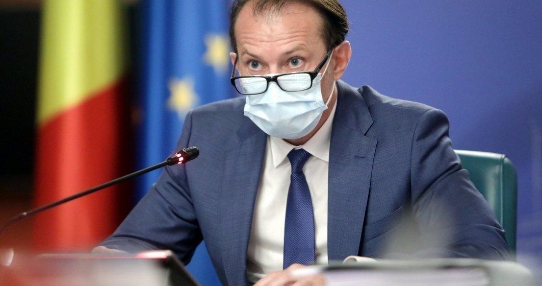 """Guvernul Cîțu, """"încolțit"""" de moțiuni: PSD depune cea de-a doua moțiune împotriva sa"""