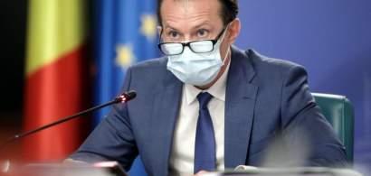 """Guvernul Cîțu, """"încolțit"""" de moțiuni: PSD depune cea de-a doua moțiune..."""