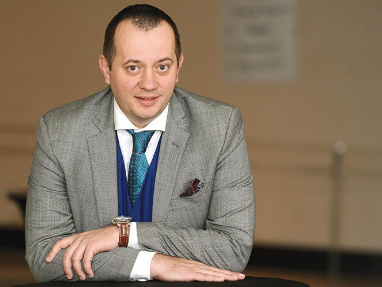 Bogdan Neacșu, directorul general CEC Bank