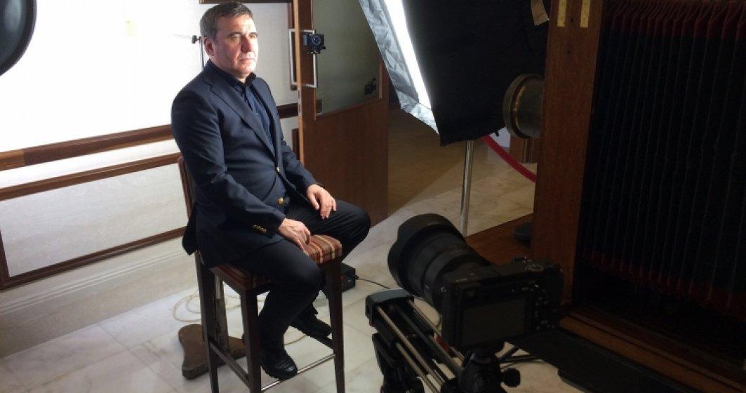 Alaturi de Gheorghe Hagi la o cafea: Am TREI genii in echipa. Ei vor conduce Nationala