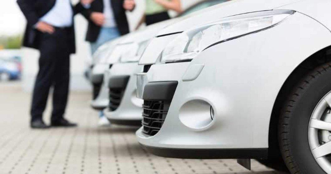 Evoluția pieței auto din România în primele 7 luni