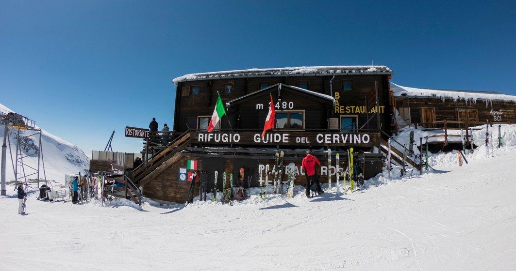 Restaurantul care unește pastele italienești cu precizia elvețiană
