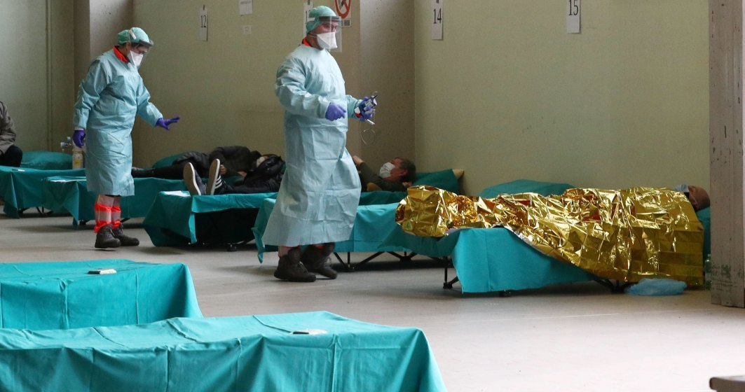 """7 noi cazuri de coronavirus la """"Gerota"""" descoperite azi-noapte, unul grav"""