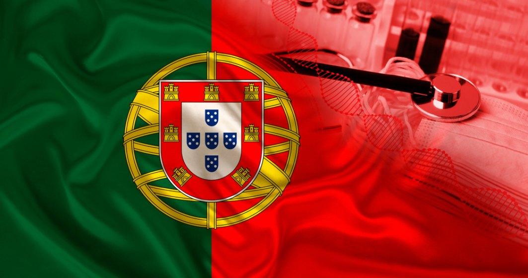 Coronavirus: Portugalia declară stare de urgență