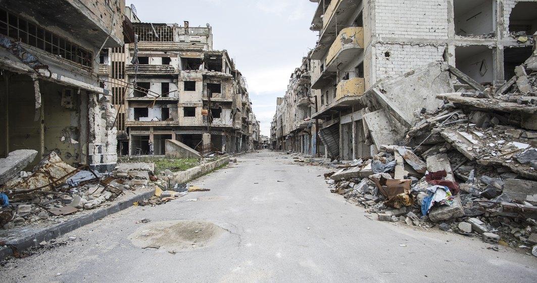Un nou bilanț al războiului din Siria: aproximativ 400.000 de decese