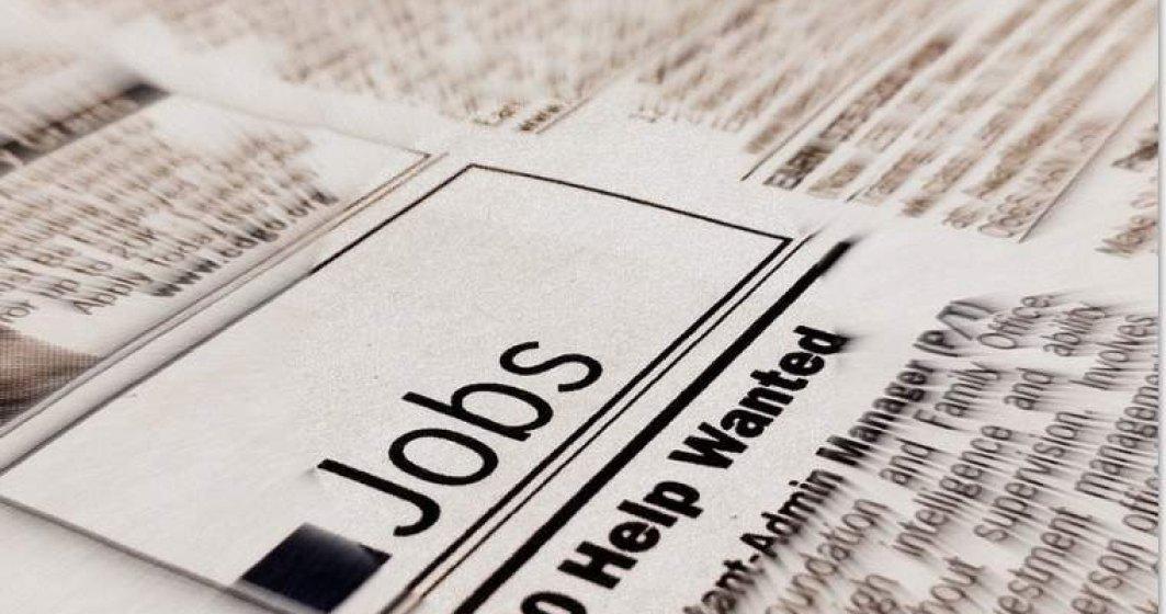 Peste 20.000 de locuri de munca, la inceput de primavara: in ce functii te poti angaja