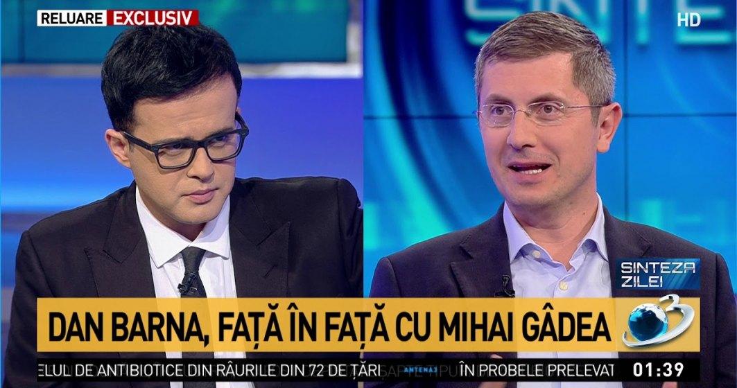 Deputati USR-PLUS: NU vom mai accepta invitatii la Antena 3