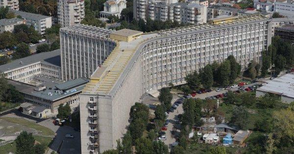 Incendiu la Spitalul Județean Constanța: nu au existat victime
