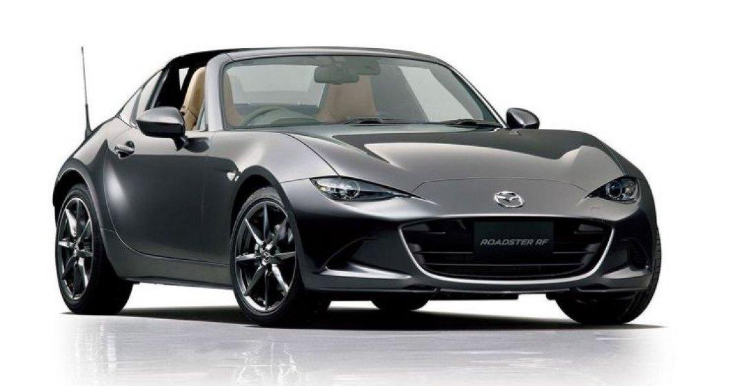 Mazda MX-5 devine mai puternica! Afla ce putere dezvolta acum noua versiune!