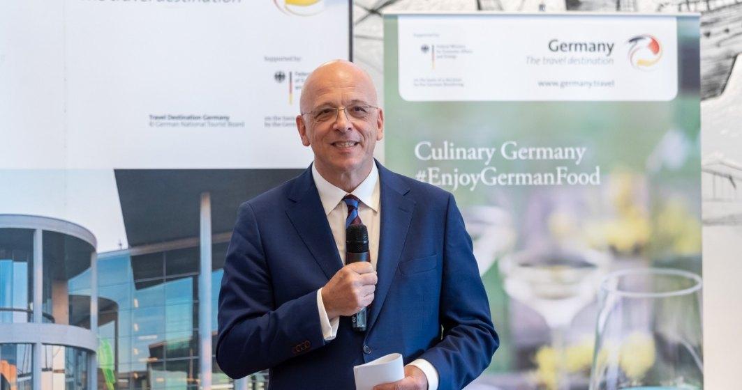 Ambasador: Campionatul de Fotbal din 2006 a pus Germania pe harta turistica. Romania trebuie sa se promoveze