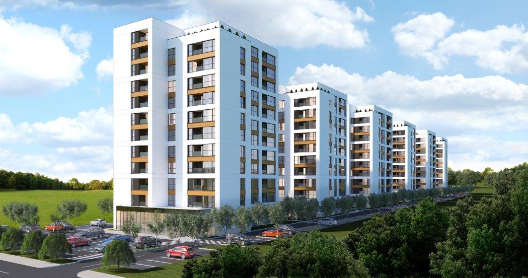 (P) Un nou ansamblu rezidential se dezvolta in zona de Sud a Bucurestiului, avand 505 apartamente, in valoare de 30 milioane Euro pe o perioada de 4 ani