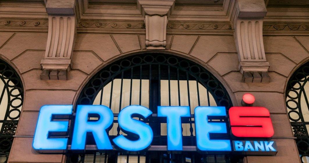 Erste isi mareste profitul in primul semestru. Romania si Cehia, motoarele cresterii