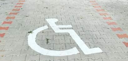 Poliția Română: Parcarea pe locurile rezervate persoanelor cu dizabilităţi se...