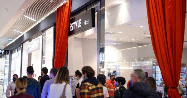 iSTYLE deschide un magazin în centrul comercial Promenada Sibiu