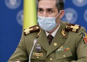 Gheorghiță: Rata de acoperire vaccinală națională este de 33%