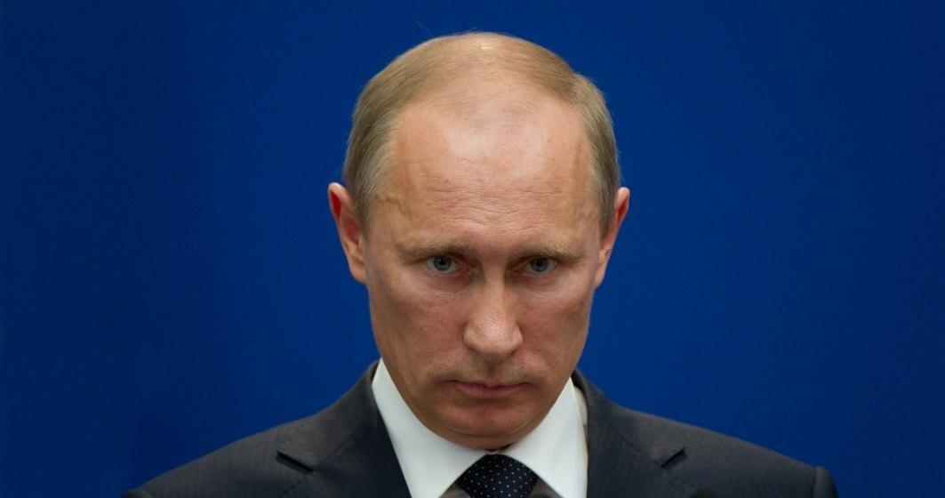 Robinetul rusesc de gaze spre Europa se poate inchide. Putin: Tranzitul prin Ucraina se poate intrerupe