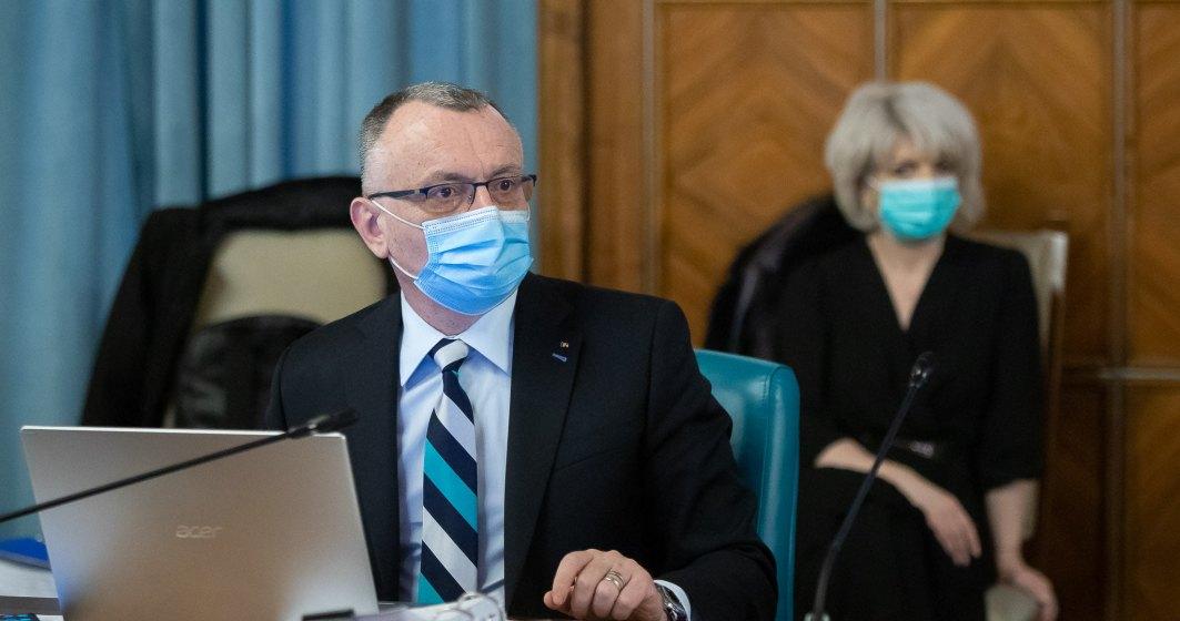 Sorin Cîmpeanu, despre valul patru al pandemiei: Sunt susţinătorul prezenţei fizice în şcoli