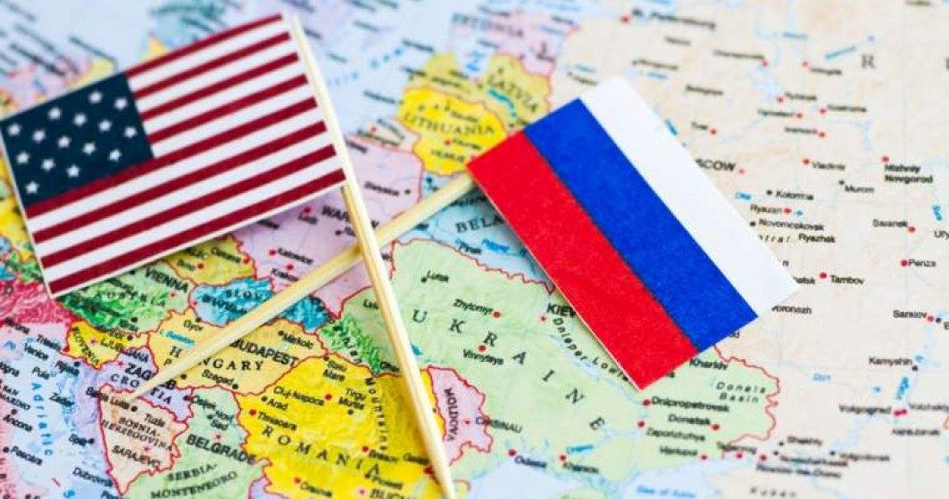 Rusia spune ca vrea sa construiasca relatii pragmatice cu SUA