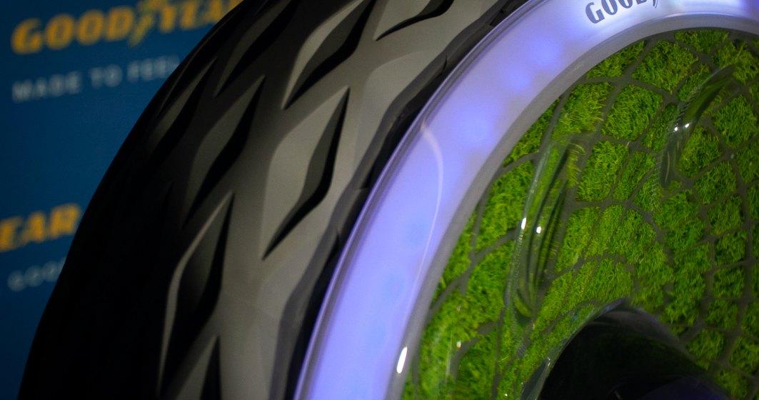 Goodyear a prezentat la Bucuresti cele mai recente prototipuri de anvelope