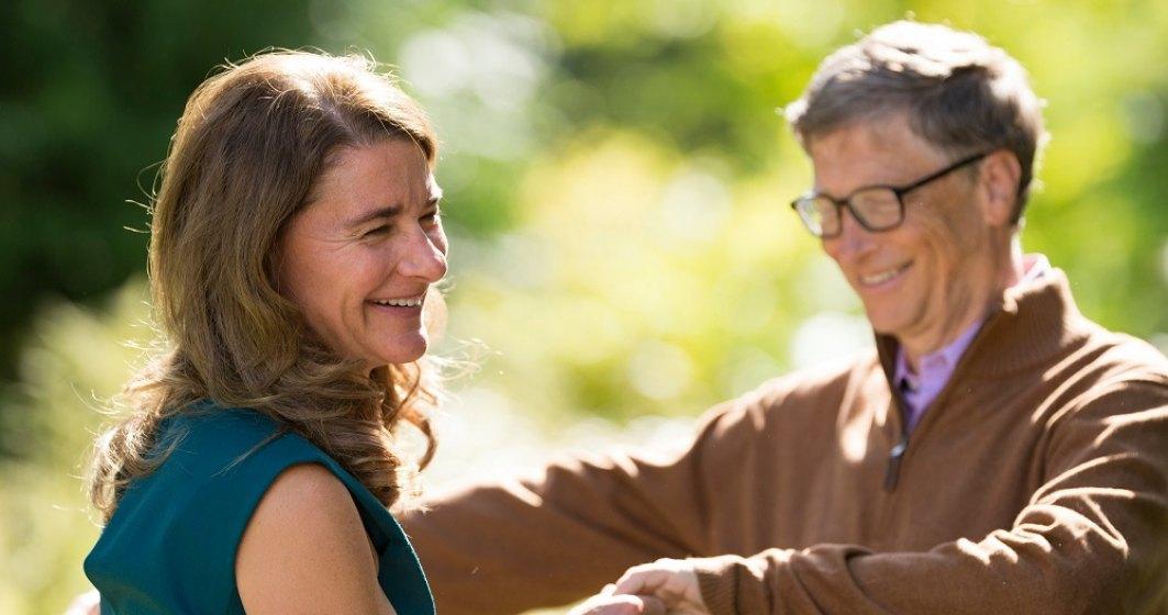 Divorțul miliardarilor: Bill Gates a transferat alte 850 de milioane de dolari în conturile Melindei