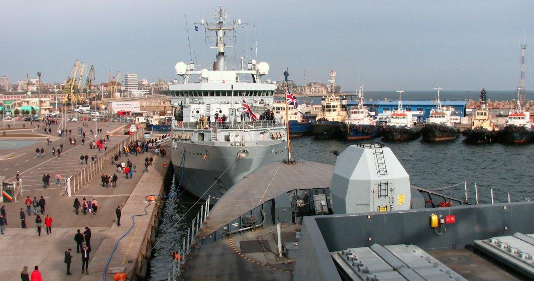 Portul Constanta, cel mai mare din estul Uniunii Europene, are nevoie de 280 de milioane de euro pentru a modernizare infrastructura feroviara