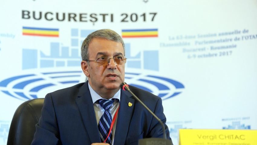 Vergil Chițac, primar Constanța