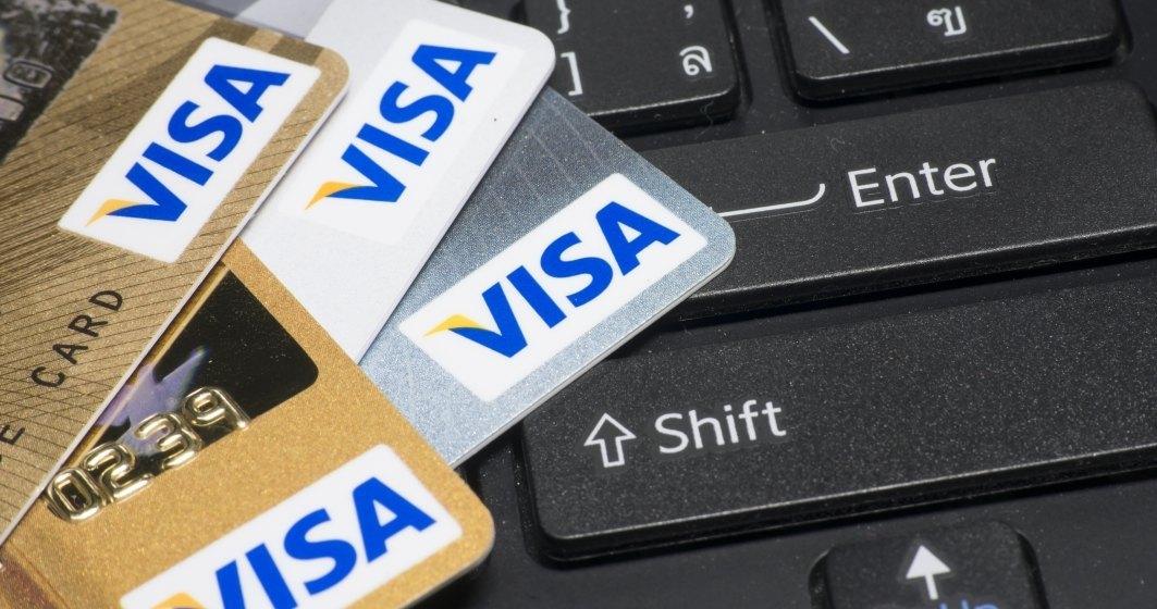 Studiu Visa: consumatorii români preferă autentificarea biometrică în locul parolelor când fac cumpărături