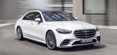 Mercedes-Benz prezintă noua generație Clasa S