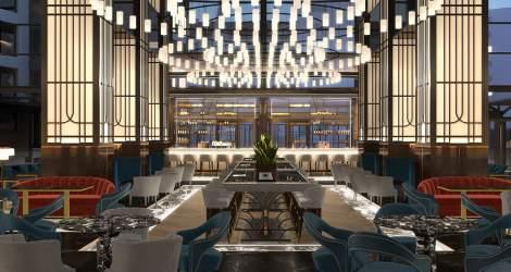 Noblesse Group a creat conceptul noului design interior pentru...