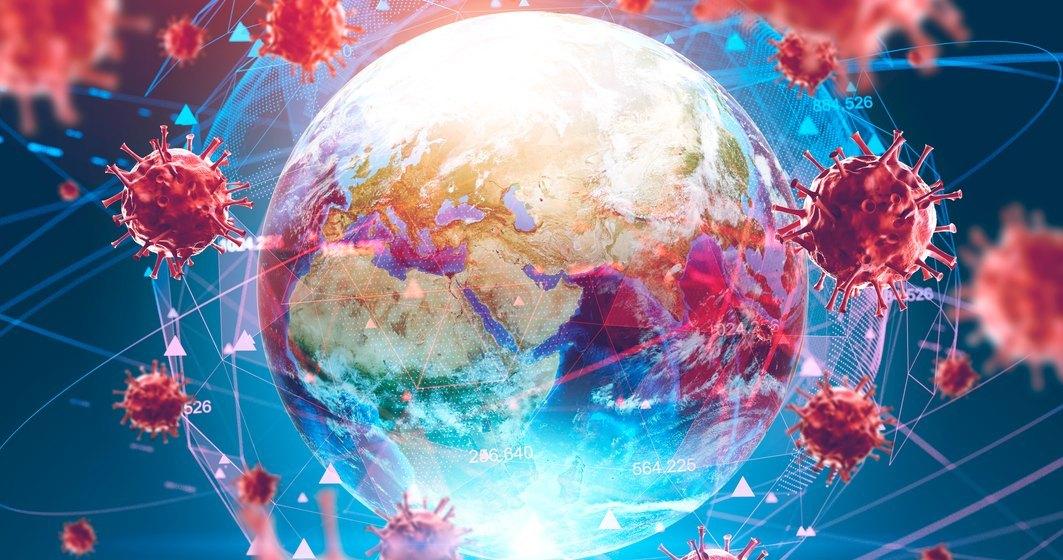 Toate particulele SARS-CoV-2 existente în lume ar putea încăpea într-o singură doză de suc, susţine un matematician