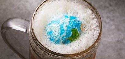 """O companie americană a făcut o bere cu gust de """"schimbare climatică"""""""