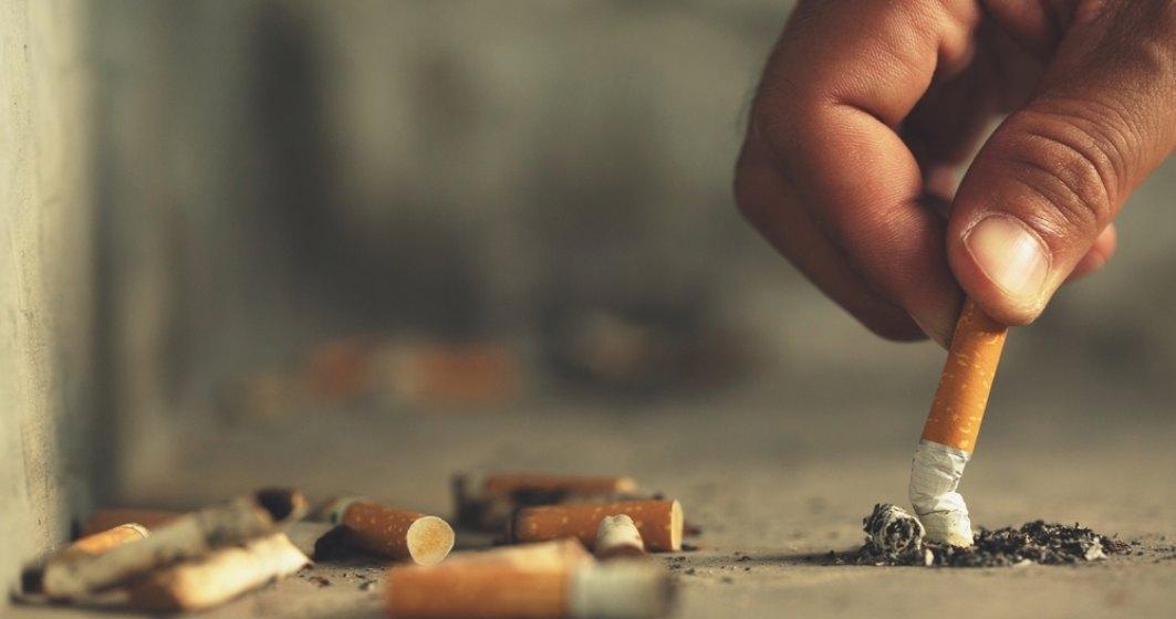 Contrabada: o autoutilitara incarcata cu tigari pentru piata neagra, depistata de politistii de frontiera