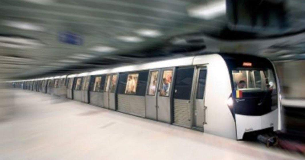 Sindicalistii de la metrou ameninta cu greva generala si cer demisia ministrului Transporturilor si a directroului Metrorex