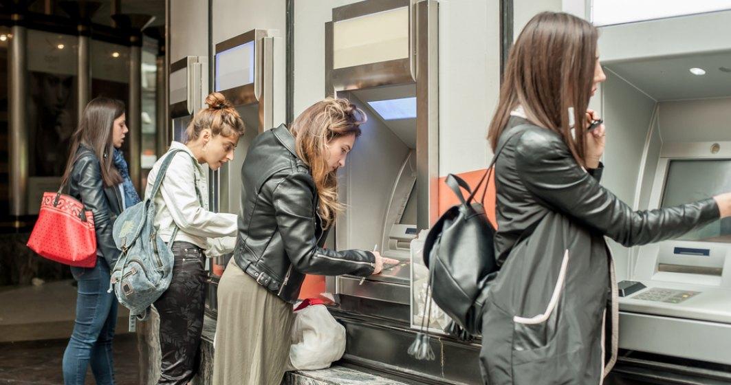 Băncile, în fața coronavirus: Suntem gata sa acoperim nevoia de cash la bancomate 24/24