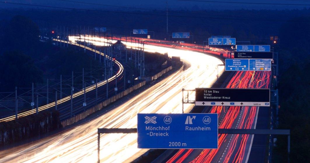 Germania ar putea renunta la autostrazile fara limita de viteza pentru a proteja mediul