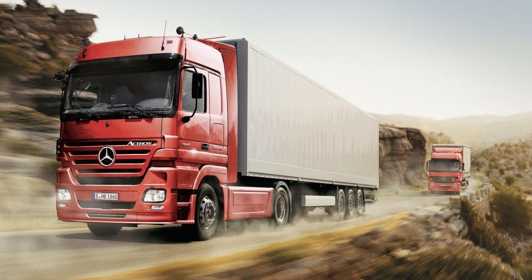 Daimler Trucks lanseaza in Romania un brand de piese de schimb pentru camioane