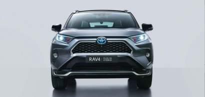 Toyota anunţă un profit operaţional record, de 9,15 MLD. dolari, în...