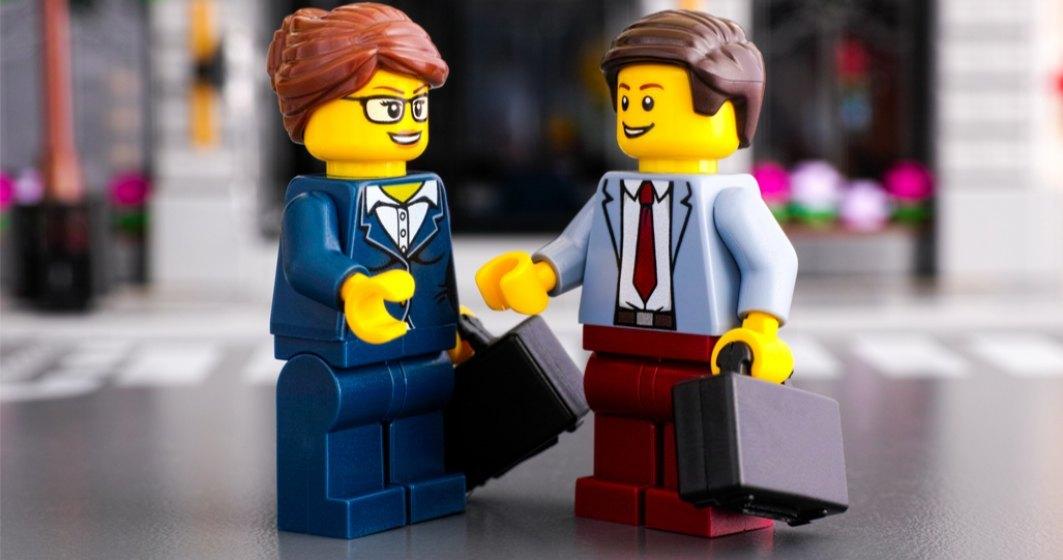 Grupul LEGO a înregistrat o creștere a vânzărilor de peste 30% în prima jumătate a anului