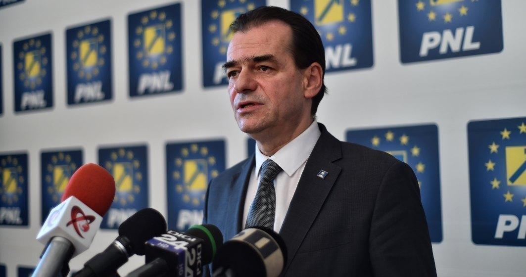 Ludovic Orban: Românii vor putea merge la vot fără declarație pe proprie răspundere