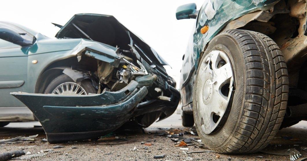 Parlamentare 2020: Evoluția numărului de accidente rutiere în România în ultimii 4 ani