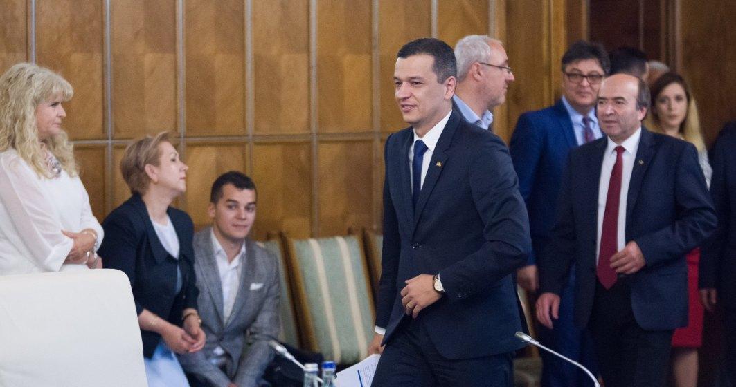 Sorin Grindeanu, in CExN: L-am trezit pe Klaus Iohannis cu OUG 13. Acum ii dati Guvernul. De ce?