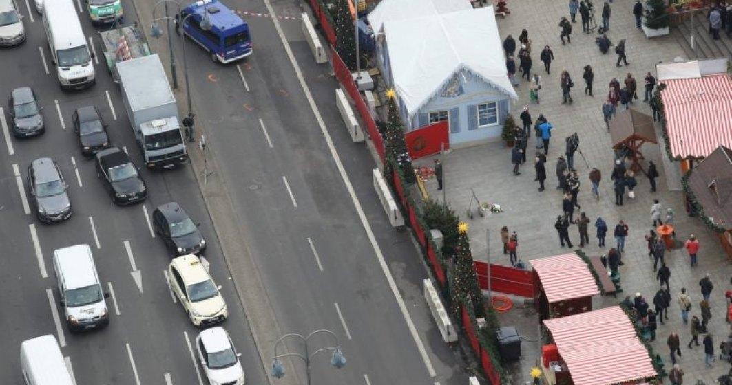 """Germania, """"usurata"""" de uciderea teroristului Anis Amri, suspectul pentru atentatul de la Targul de Craciun din Berlin"""