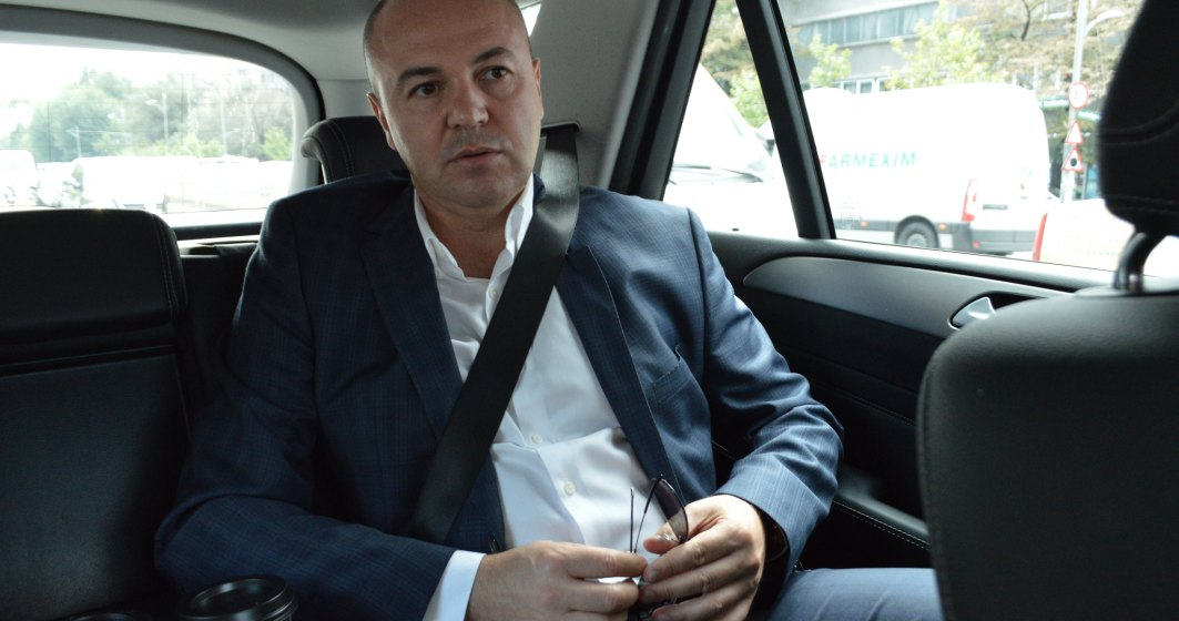 Catalin Neagu (43 de ani), director general (fondator) Top Factoring
